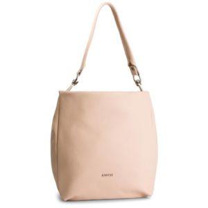 Dámské kabelky Lasocki VS4165A Přírodní kůže - Lícová