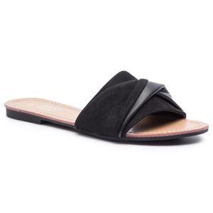 Pantofle Jenny Fairy WS2090-01 Textilní,Ekologická kůže