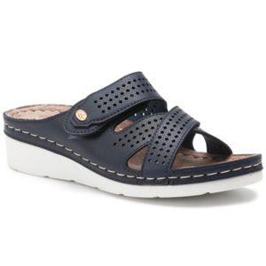 Pantofle Clara Barson WSA2215-01 Ekologická kůže /-Ekologická kůže