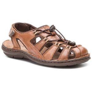 Sandály Lasocki for men MI07-A426-A282-27 Přírodní kůže (useň) - Lícová