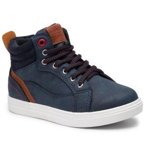 Šněrovací obuv Action Boy CM603-16 Textilní,Ekologická kůže