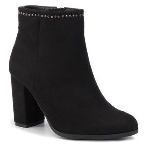 Kotníkové boty Jenny Fairy WYL1895-6 Textilní