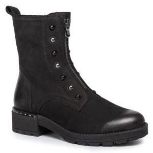Kotníkové boty Lasocki WI16-DANA-13 Přírodní kůže - nubuk,Přírodní kůže - lícová