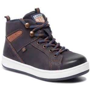 Šněrovací obuv Lasocki Kids CI12-2935-11 Přírodní kůže (useň) - Nubuk