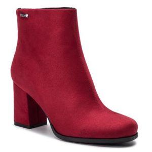 Kotníkové boty Jenny Fairy WYL1889-1 Textilní