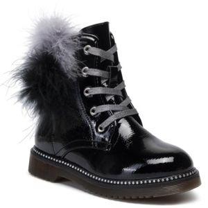 Šněrovací obuv Nelli Blu CS102607-05 Ekologická kůže /-Ekologická kůže