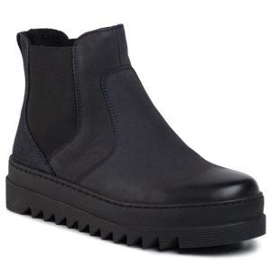 Kotníkové boty Lasocki WI23-TURI-11 Přírodní kůže (useň) - Semiš