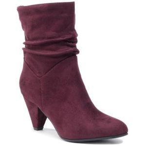 Kotníkové boty Jenny Fairy WS18217-01 Látka/-Látka