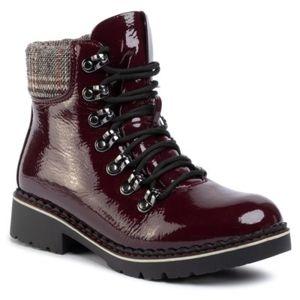 Šněrovací obuv Jenny Fairy WSN2862-03 Ekologická kůže /-Ekologická kůže