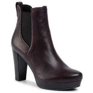 Kotníkové boty Lasocki MIRONA-14 Přírodní kůže (useň) - Lícová