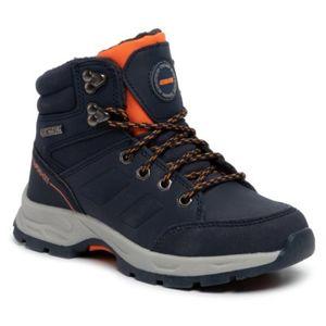 Šněrovací obuv Action Boy CP40-8825J Ekologická kůže /-Ekologická kůže