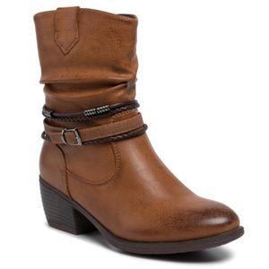 Kotníkové boty Clara Barson WS2905-01 Ekologická kůže