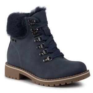 Šněrovací obuv Nelli Blu CS722-59 Textilní materiál,Ekologická kůže