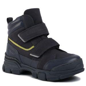 Šněrovací obuv Lasocki Young CI12-3013-04 Přírodní kůže (useň) - Nubuk
