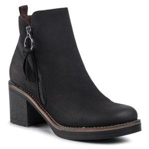 Kotníkové boty Clara Barson WS2987-02 Ekologická kůže /-Ekologická kůže