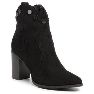 Kotníkové boty DeeZee WS18005-05 Textilní