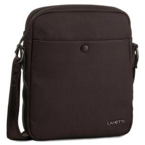 Pánské tašky Lanetti RM0938 Ekologická kůže