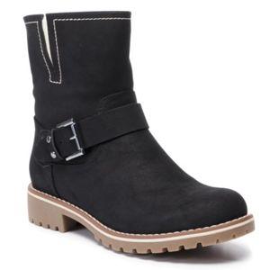 Kotníkové boty Clara Barson WS722-60 Ekologická kůže