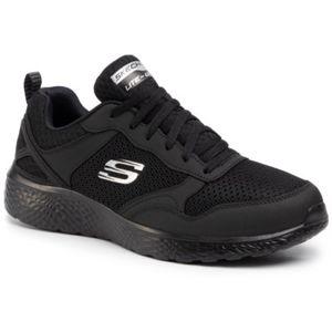 Sportovní Skechers Modern Cool 999791/BBK Textilní,Přírodní kůže - lícová
