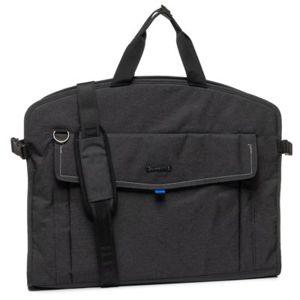 Pánské tašky Lanetti BMT-S-018-11-03 Textilní materiál