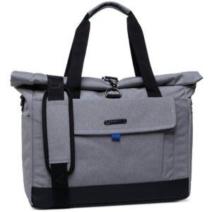 Pánské tašky Lanetti BMM-S-016-00-03 Textilní materiál