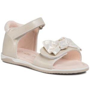 Sandály Nelli Blu CM0718-2 Ekologická kůže