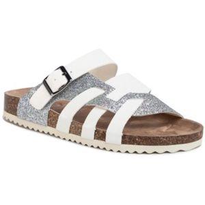 Pantofle Jenny Fairy WSRC2315-001 Velice kvalitní materiál,Ekologická kůže