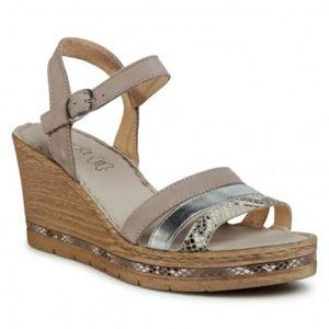 Sandály Lasocki M061 Přírodní kůže - lícová