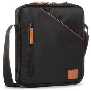 Pánské tašky Lanetti BMR-S-038-10-03 Textilní materiál