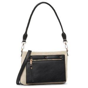 Dámské kabelky Jenny Fairy EBG12289 Textilní materiál,Ekologická kůže