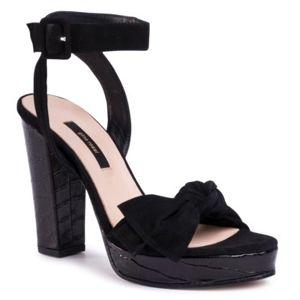 Sandály Gino Rossi A45185-02 Přírodní kůže - semiš