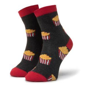 Ponožky Action Boy D6RMS4 r. 29/33 Polipropylen,Elastan,Polyamid,Bavlna