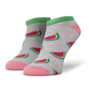 Ponožky Nelli Blu C6SMS2 r. 34/38 Polipropylen,Elastan,Polyamid,Bavlna