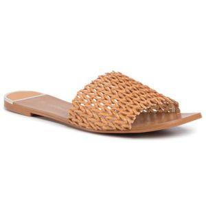 Pantofle DeeZee LS5218-05 Ekologická kůže