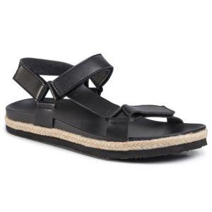 Sandály Lanetti MSS20319-02 Ekologická kůže