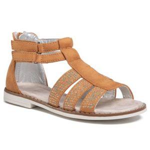 Sandály Nelli Blu CS1086-03 Textilní