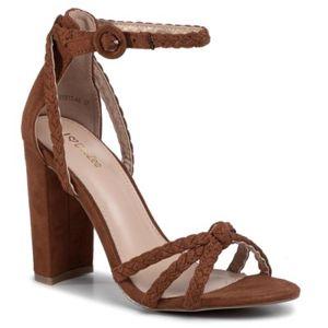 Sandály DeeZee KL-F0812-A6 Textilní
