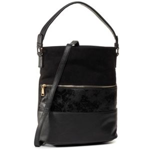Dámské kabelky Jenny Fairy RC11820 Textilní materiál,Ekologická kůže