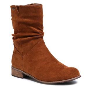 Kotníkové boty Jenny Fairy WS14087-02 Látka/-Látka