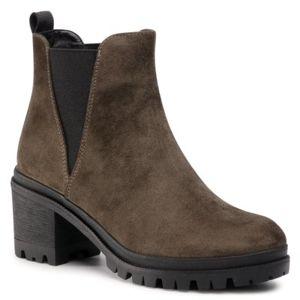 Kotníkové boty Jenny Fairy WS2902-10 Textilní