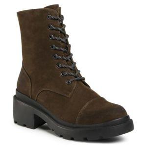 Šněrovací obuv Jenny Fairy WSA20248-01 Textilní