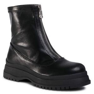 Kotníkové boty Jenny Fairy WS3987-01 Ekologická kůže