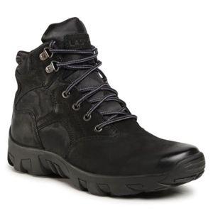 Šněrovací obuv Lasocki for men MB-SKAN-01 Přírodní kůže - nubuk,Textilní