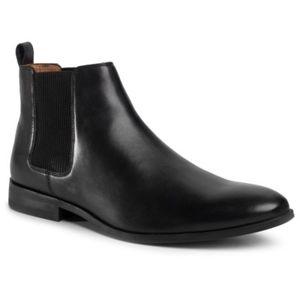 Kotníkové boty Lasocki for men MI08-C736-743-08 Přírodní kůže - lícová