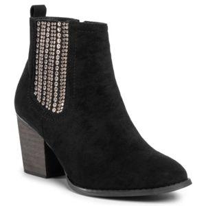 Kotníkové boty Jenny Fairy WS19226-04 Textilní