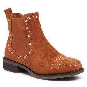 Kotníkové boty Jenny Fairy WS2619-06 Textilní