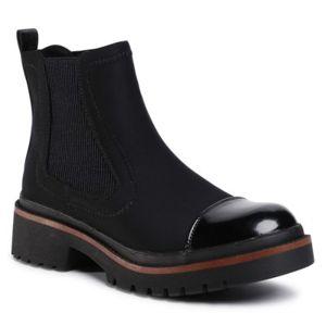 Kotníkové boty Jenny Fairy WS5126-02 Ekologická kůže /-Ekologická kůže