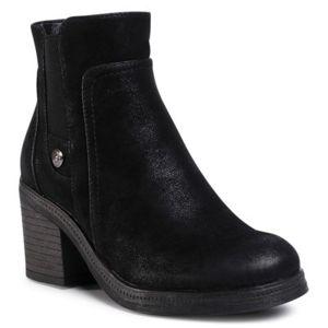 Kotníkové boty Jenny Fairy WS99857-02 Ekologická kůže