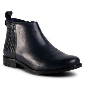 Kotníkové boty Lasocki WI16-ENNA2-06 Přírodní kůže - lícová