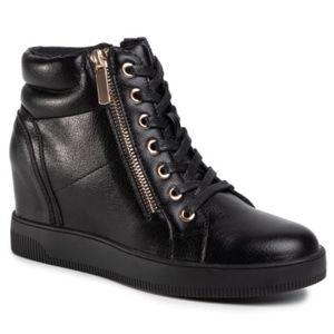 Šněrovací obuv Jenny Fairy WS5251-01 Ekologická kůže /-Ekologická kůže